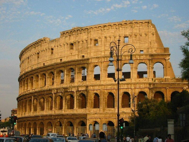 Рим сквозь века. Обзорная экскурсия по Риму