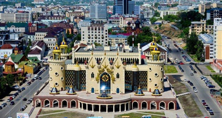 «Сказанием встает Казань…» (обзорная экскурсия)