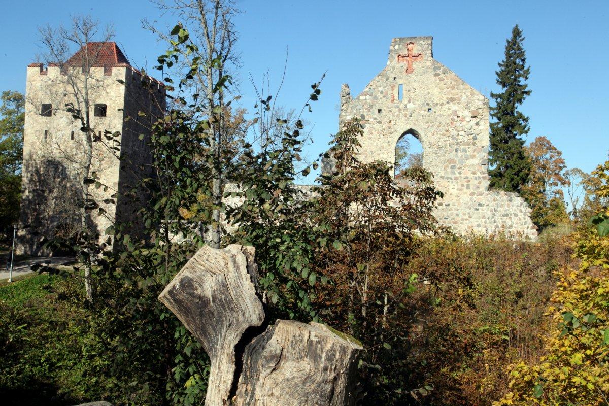 Волшебная Латвия — Сигулда и Турайда