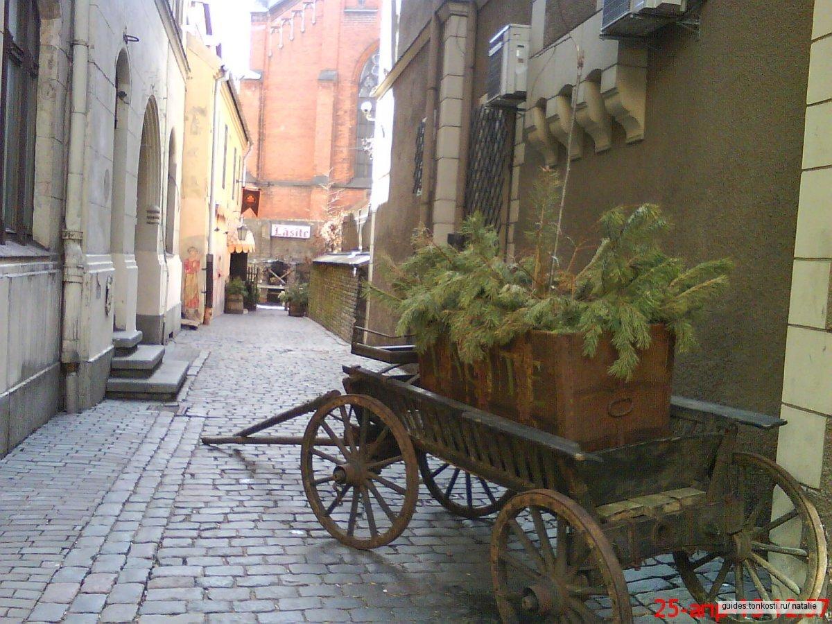 Тайны и легенды средневековой Риги