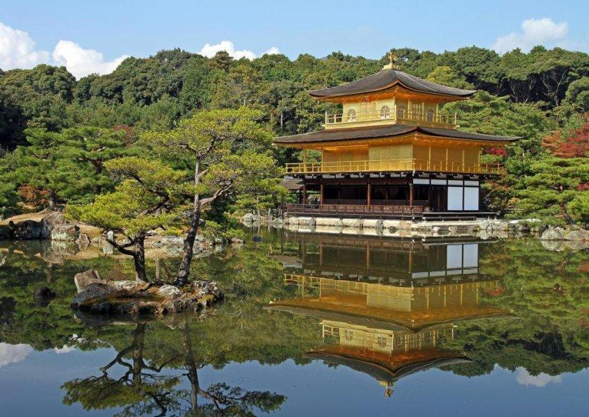 Из Токио в Киото за один день