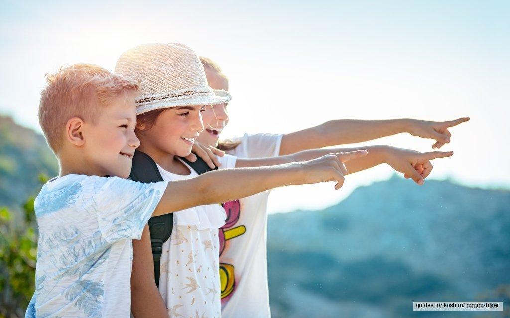 Детский летний лагерь в Черногории, 7 дней