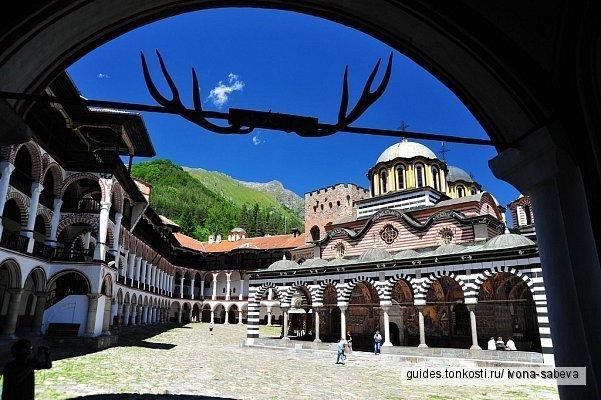 Рильский монастырь — сакральное место
