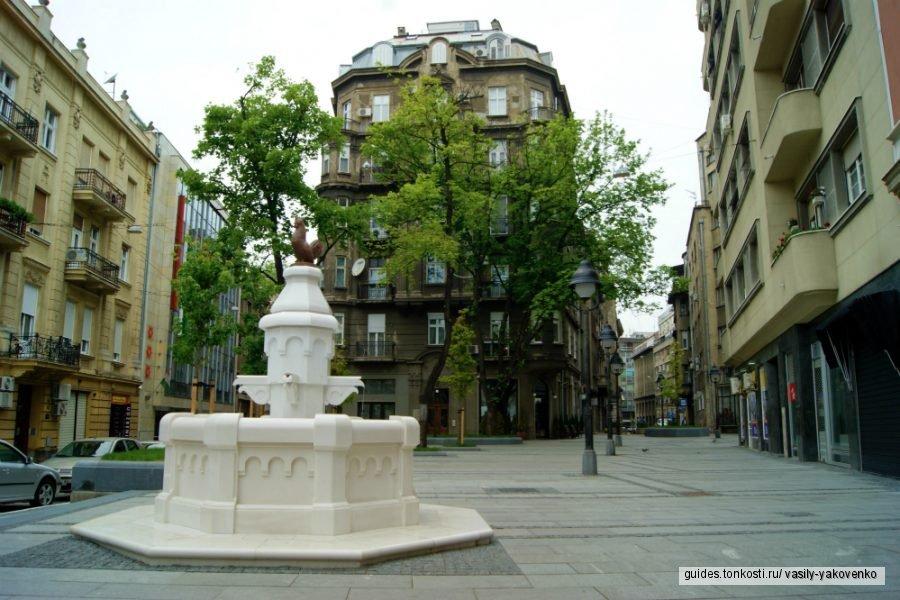 Белград за 2 часа