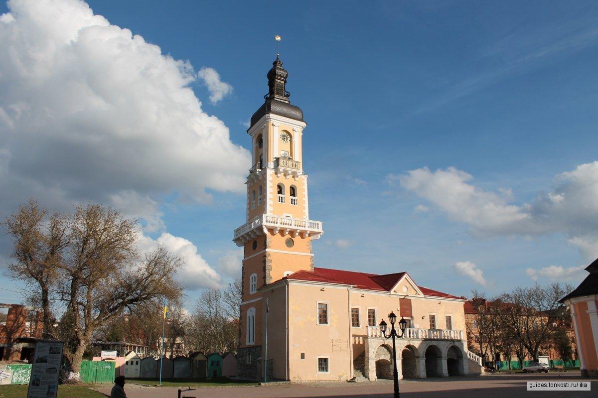Средневековыми улочками Каменца-Подольского