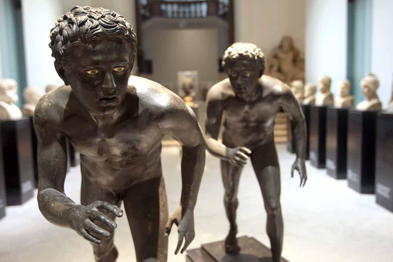 Археологический музей Неаполя — национальное сокровище Италии