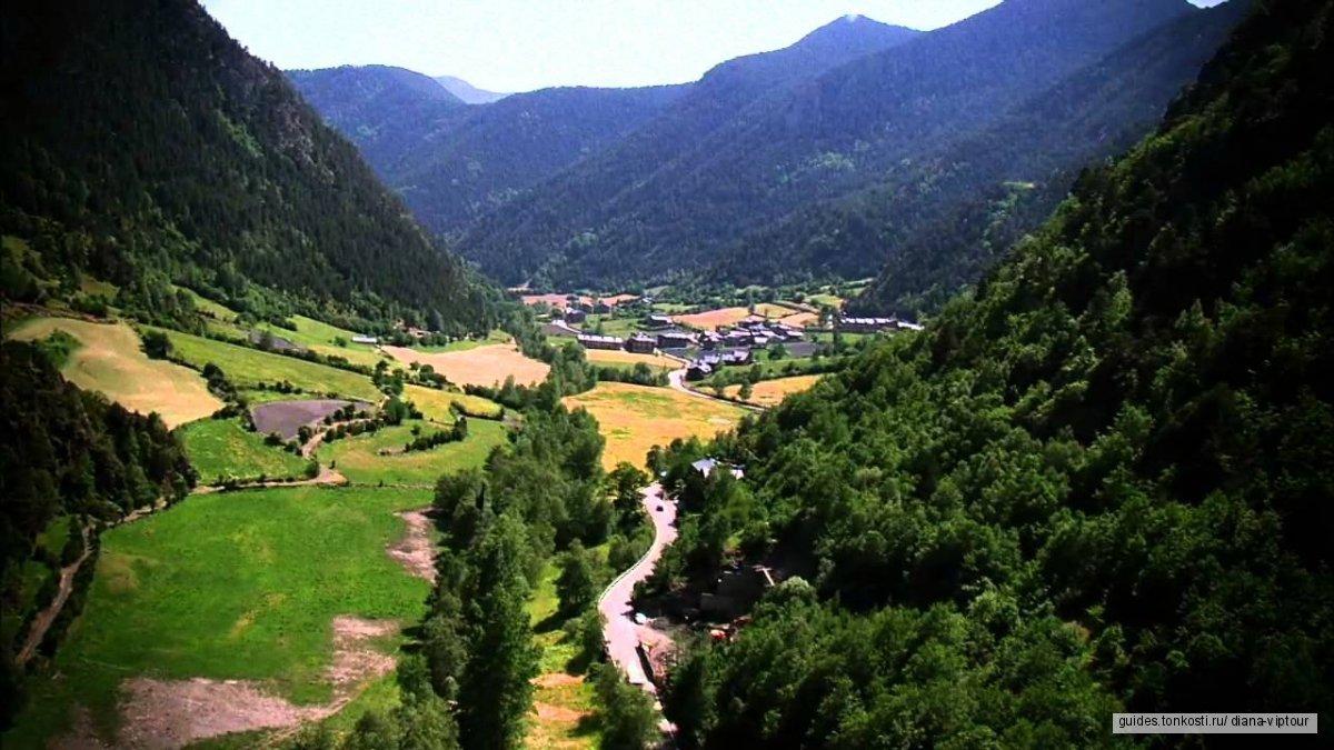 Андорра — жемчужина Пиренеев