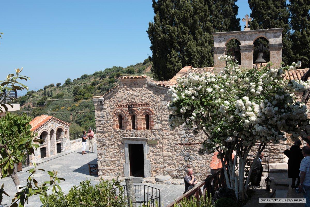 Кносский дворец, пещера Зевса, монастырь Богородицы, плато Лассити, гончарка