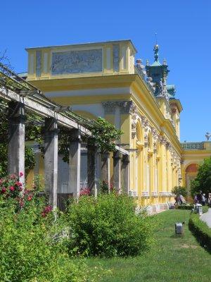 Индивидуальная авто-экскурсия «Королевские резиденции Варшавы»