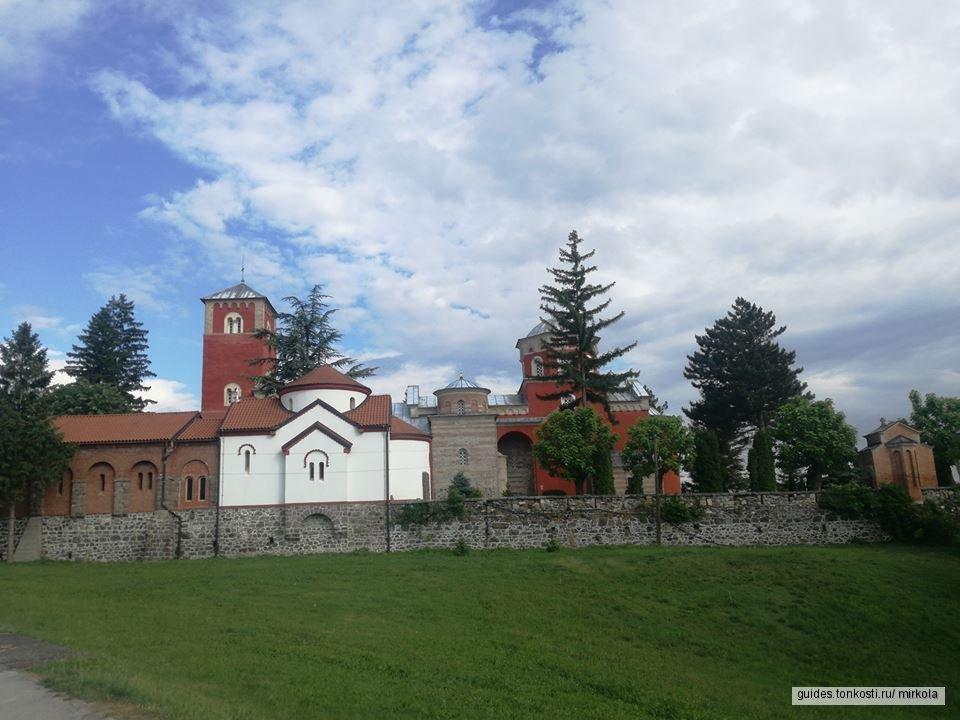 Экскурсия «Рашка — средневековое Сербское государство»
