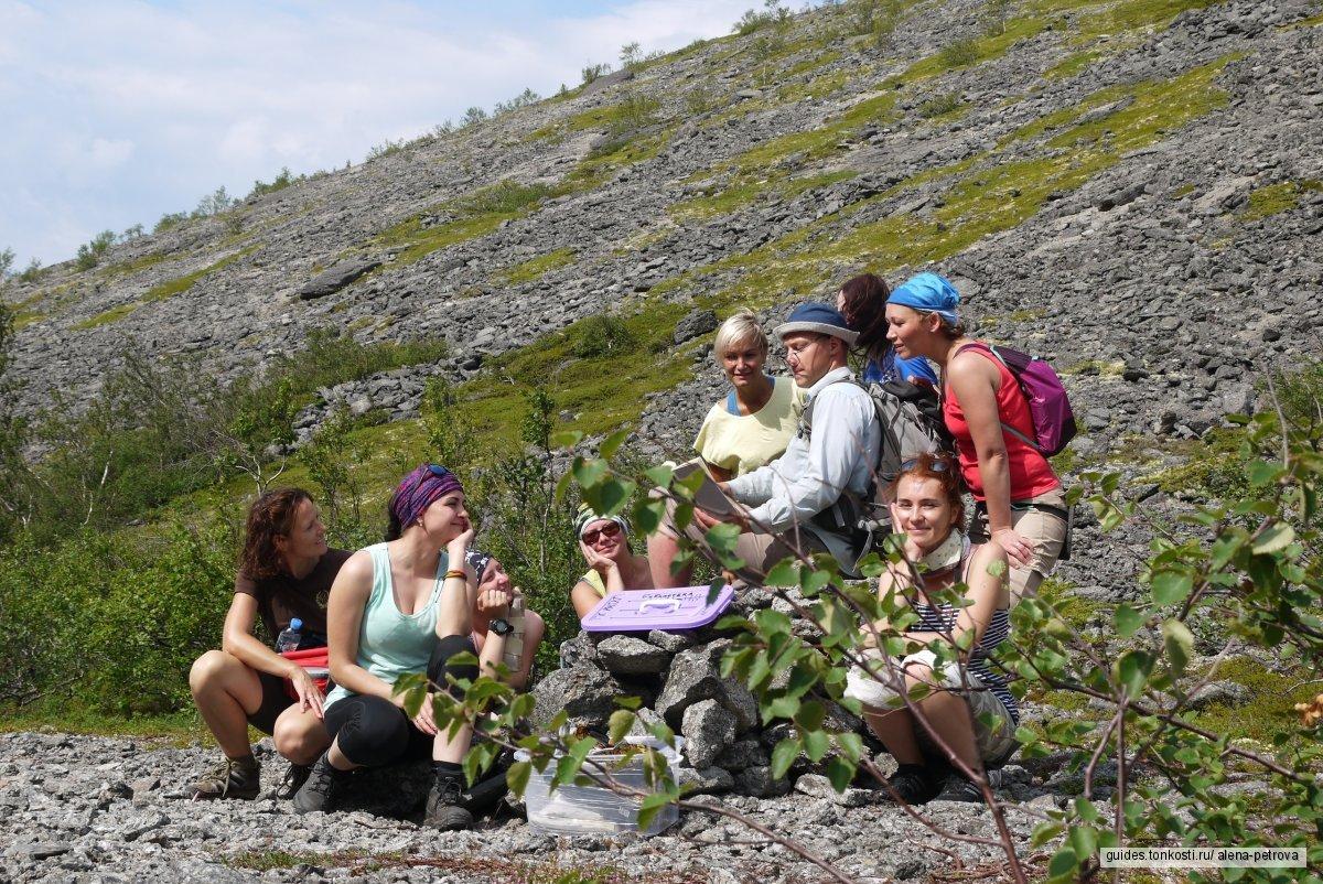 Поход в Ущелье духов — экскурсия на «Тонкостях туризма»