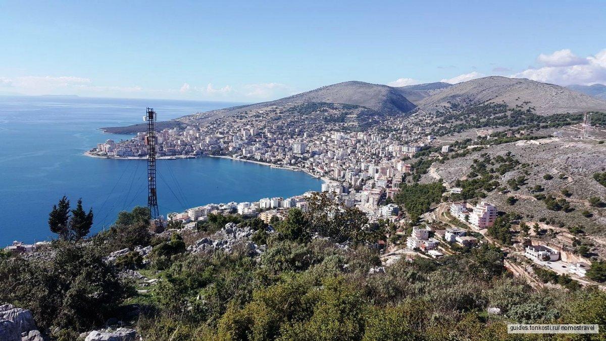 Однодневный круиз в Албанию