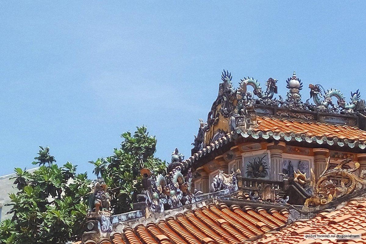 Храмы Фантьета