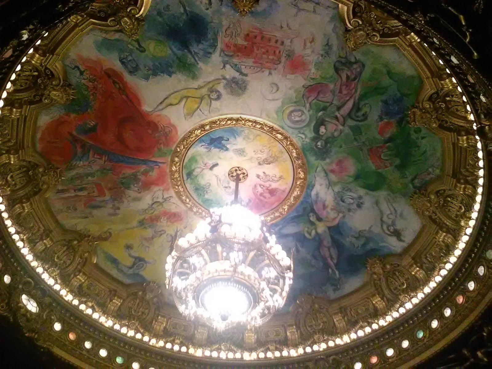 Опера Гарнье, или Большая Парижская опера