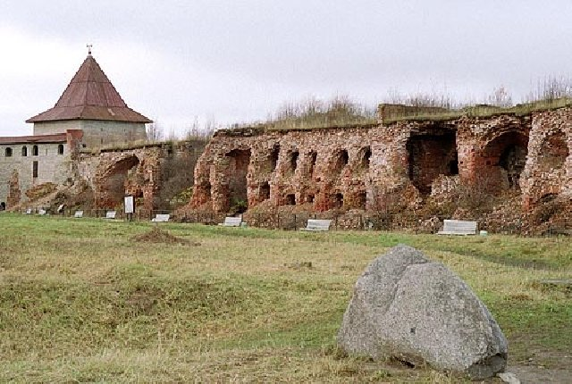 Шлиссельбург (крепость Орешек)