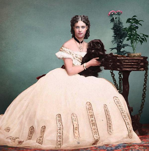 Принцесса Дагмар — русская императрица Мария Федоровна