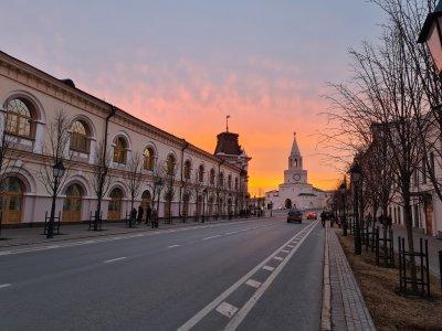 Казанский Кремль — сердце города