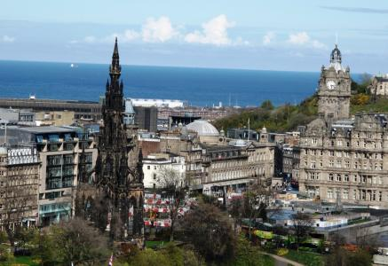 Эдинбург экскурсия по столице Шотландии