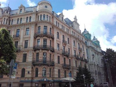 Рига — столица югендстиля