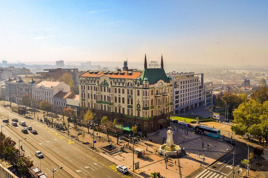 Белград — 2 часа