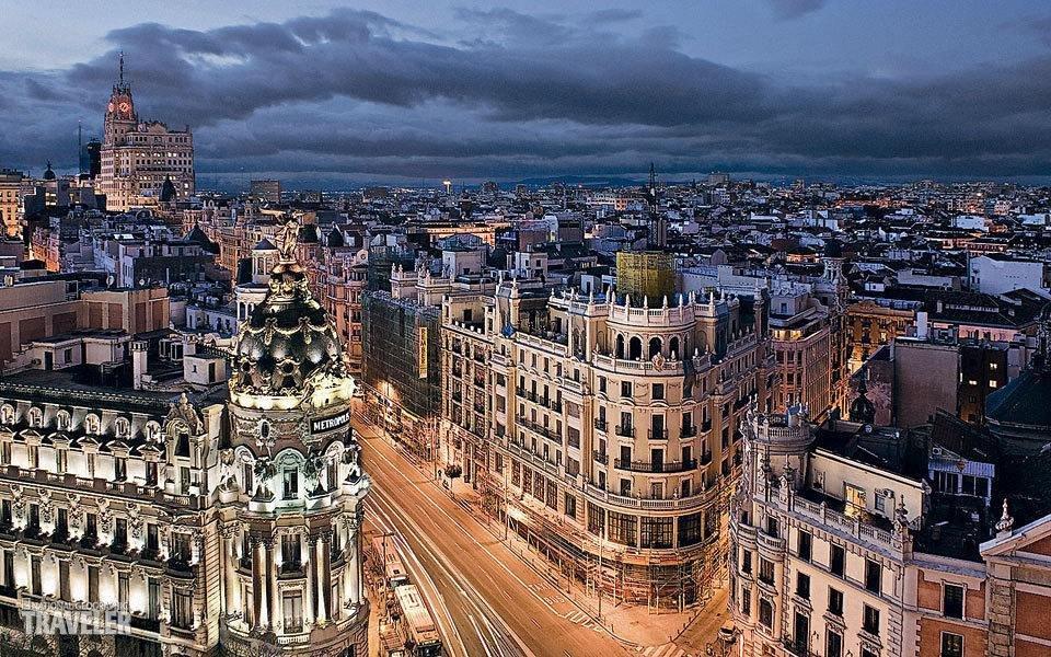 «Мадрид ежедневно в 15:15»