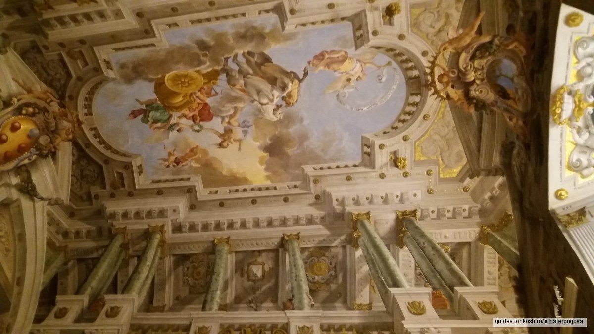 Дворец Питти — резиденция трех династий