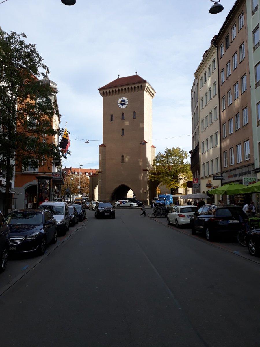 Обзорная пешеходная экскурсия по центру Мюнхена