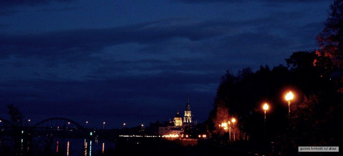 Рыбинск из Ярославля одним днём