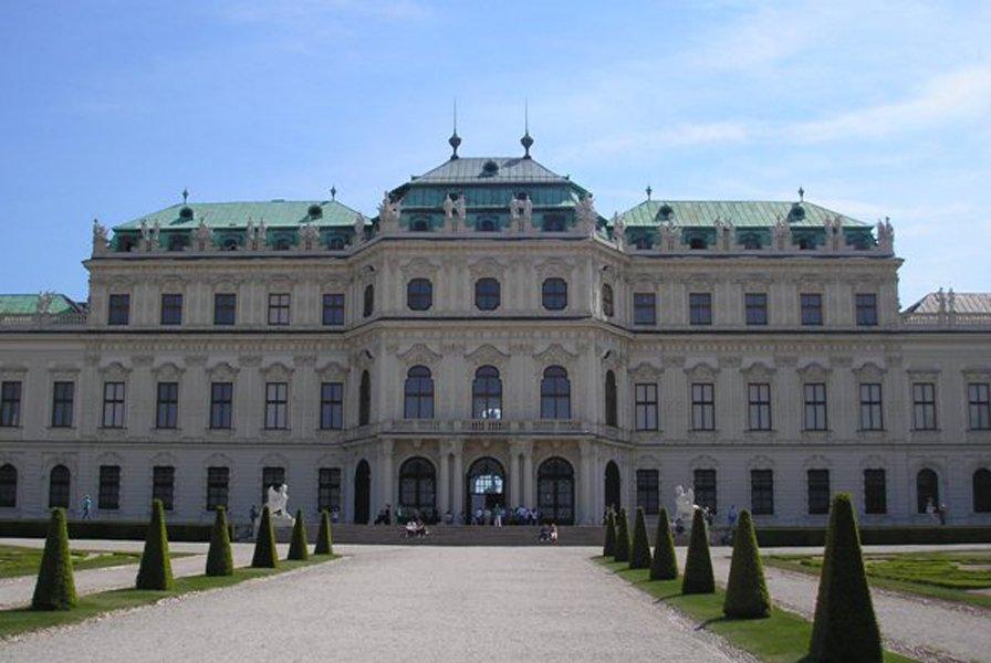 Вена из Праги