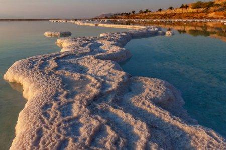 Мертвое море и Иордан. Место Крещения