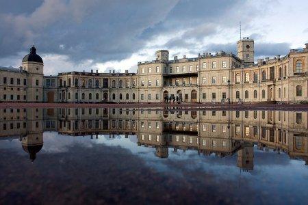 Гатчина. Императорская резиденция Павла I