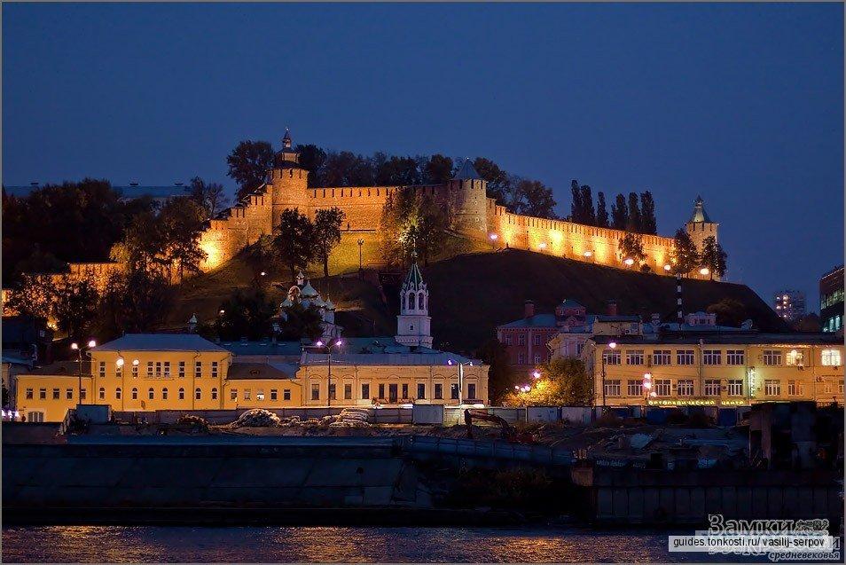 Нижегородский Кремль – сердце Нижнего