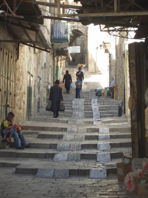 Иерусалим земной, Иерусалим небесный