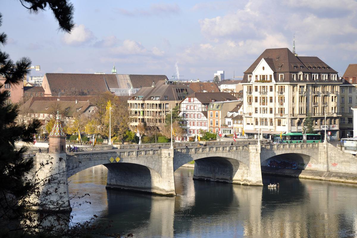 Базель — морские ворота Швейцарии