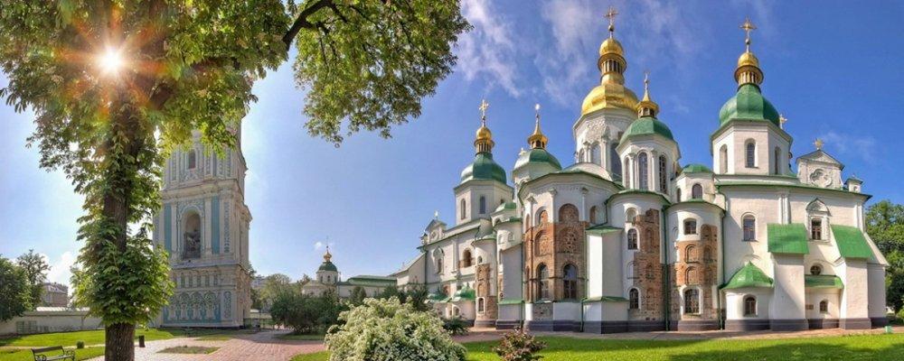 Обзорная авторская пешеходная экскурсия по Киеву (Старокиевская гора)