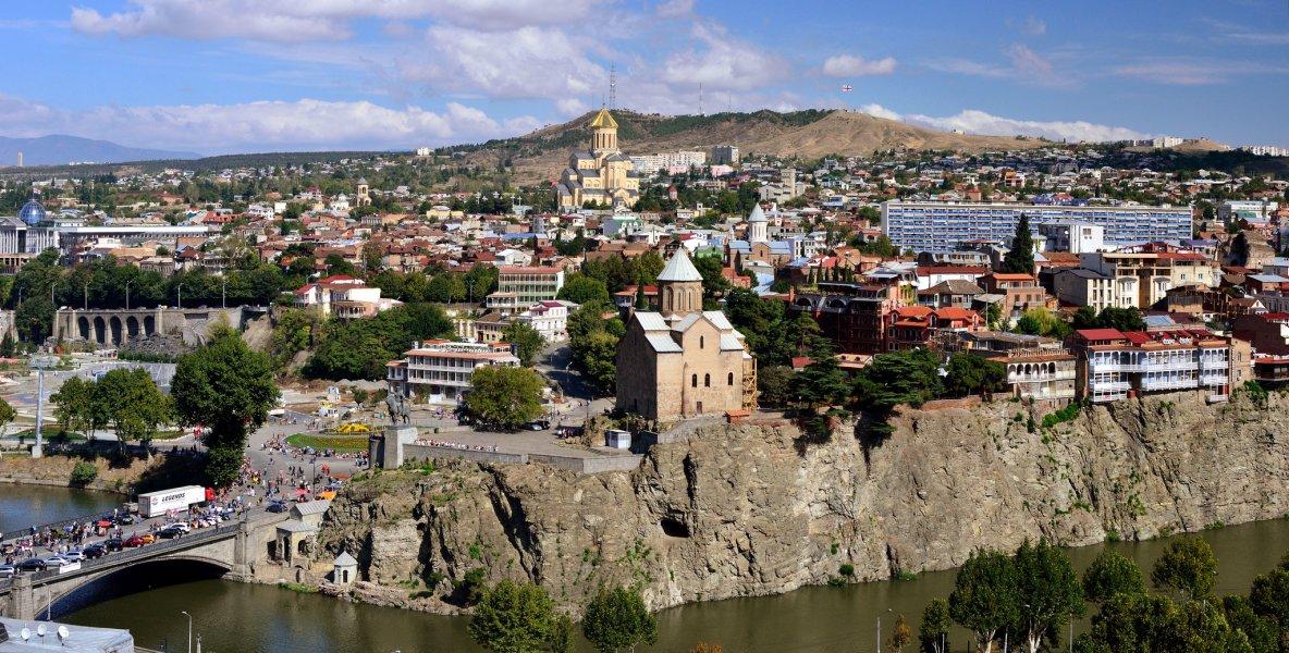 Экспресс-знакомство с Тбилиси!