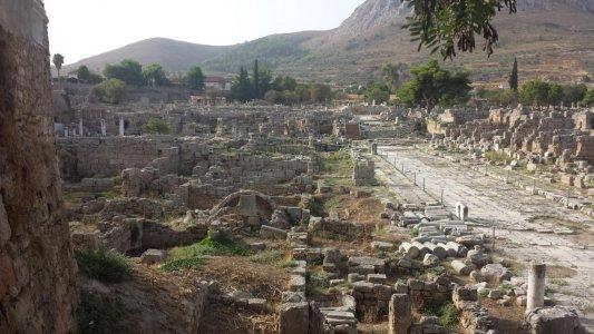 Древний Коринф