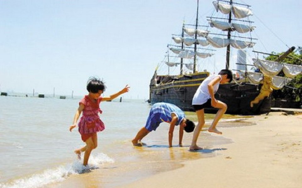 Экскурсия в Наньша (Гуанчжоу): море, парк, острова. На автомобиле