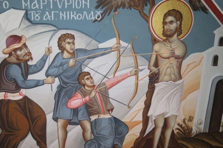 Монастырь новомученика Николая Нового (Вуненского)