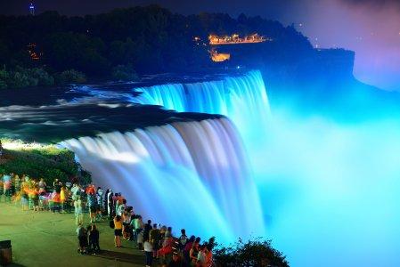 8.5.2 Двухдневный тур на Ниагарский водопад с посещением Буффало, Пальчиковых озёр и каньона Уоткинс