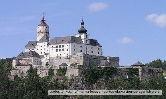 Экскурсия в Бургенланд с посещением крепости Форхтенштайн на автомобиле