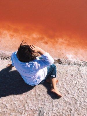 Фото-тур Розовое озеро Сасык-Сиваш  и окрестности Евпатории