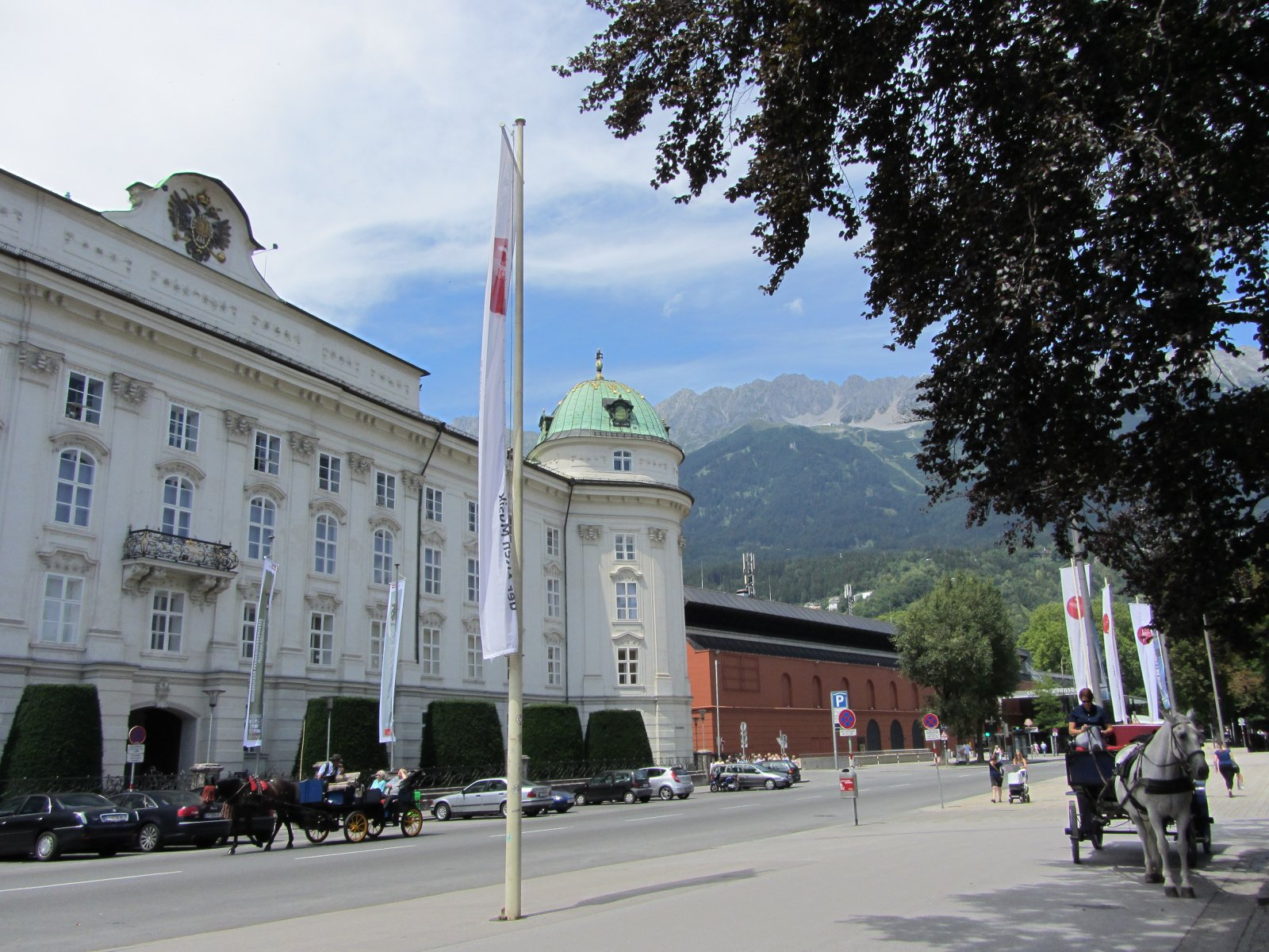Обзорная экскурсия по Инсбруку + музей Сваровски