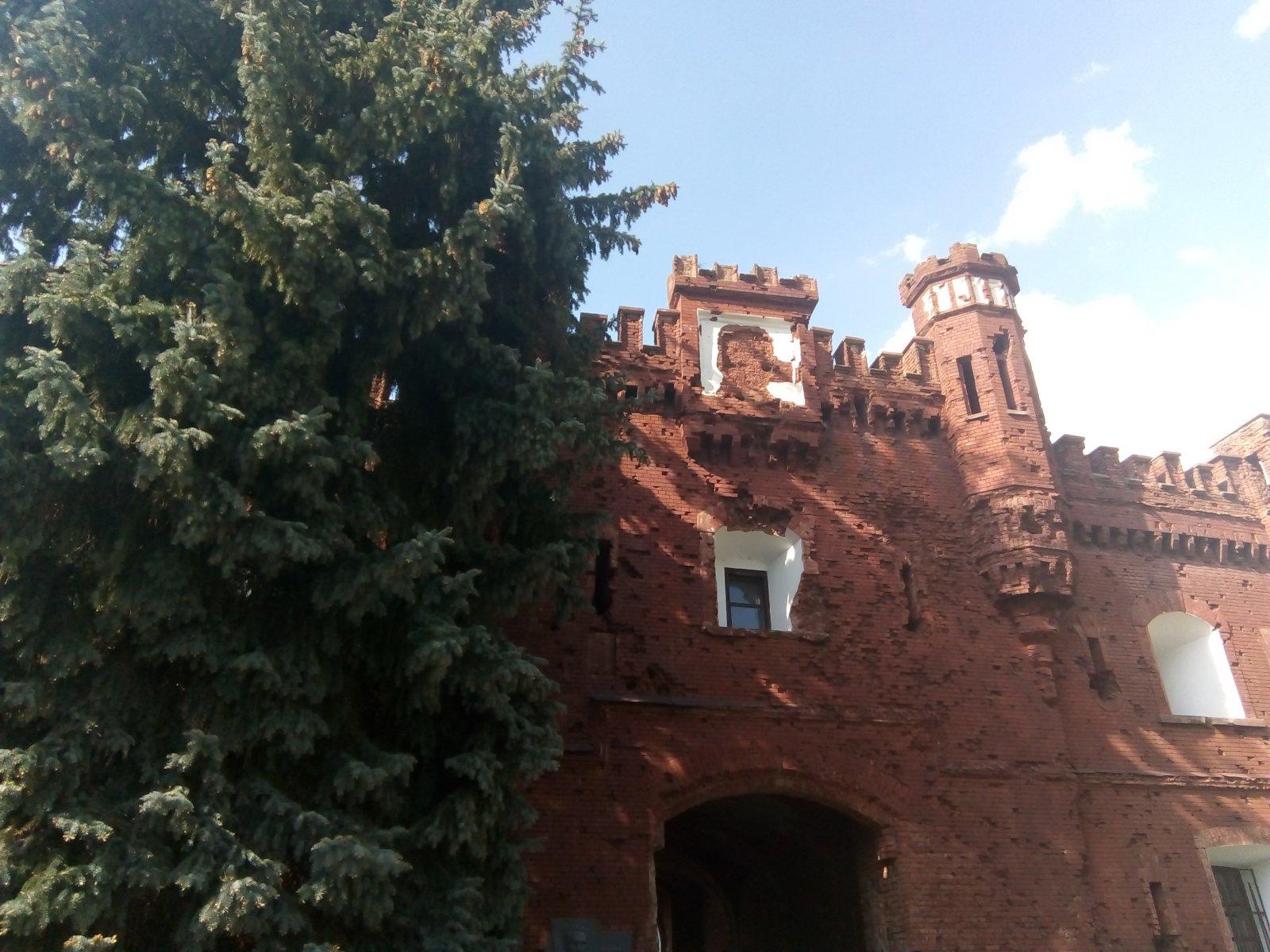 Брест и Брестская крепость-герой
