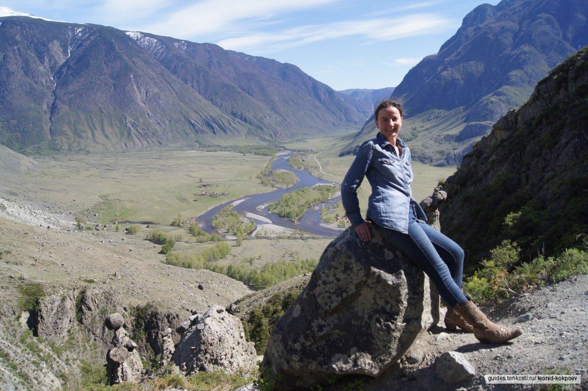 Тур в священную долину Чулышмана (Ак Чолушпа)