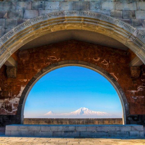 Древние святыни Армении от язычества до христианства