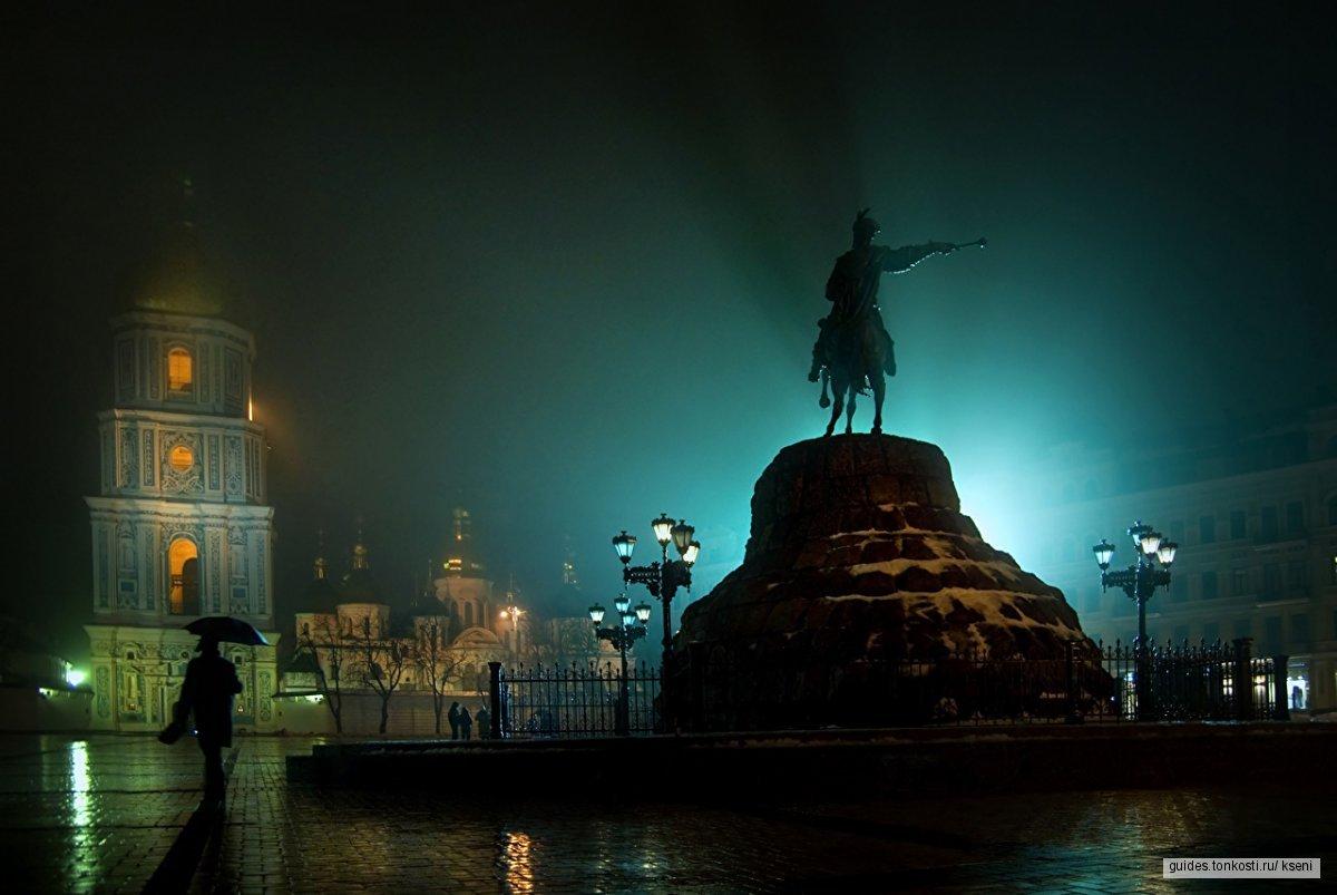 Семь чудес Киева