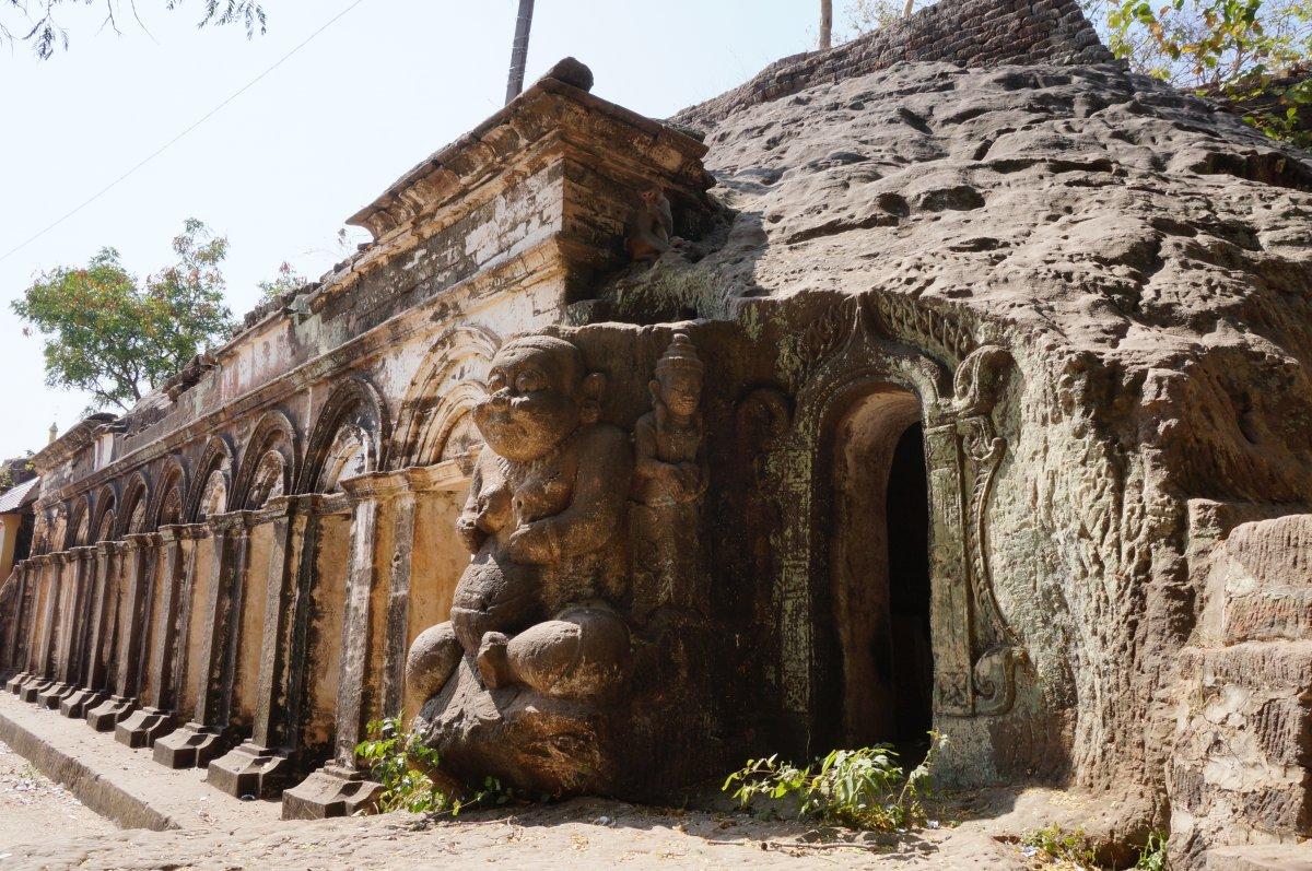Travel-квест в пещерах По Вин Таун