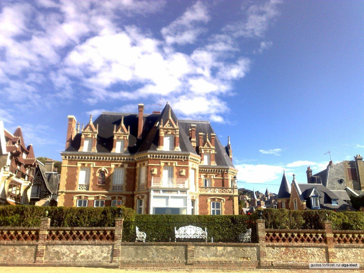 Нормандия. Ожившие полотна импрессионистов