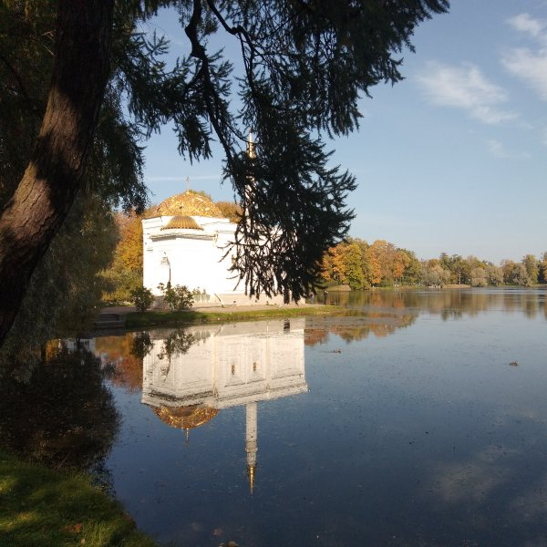 Царское Село — обитель государей и гениев
